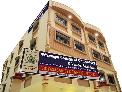 Vidyasagar College of Optometry and Vision Science - [VCOVS ]