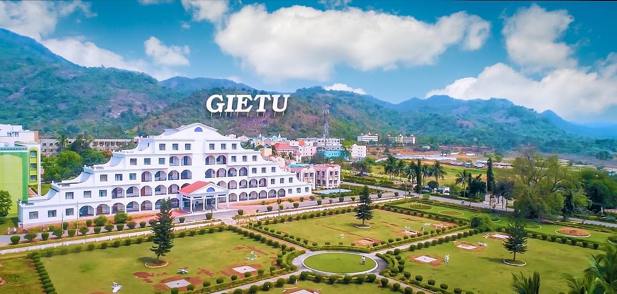 GIET University - [GIET]