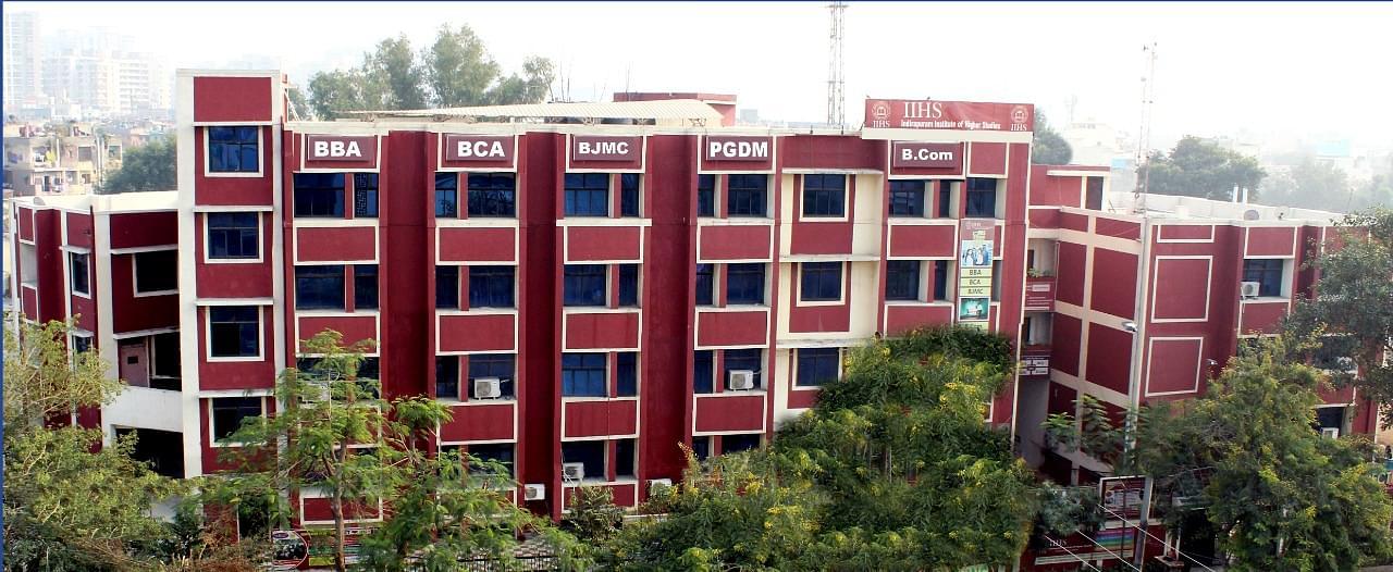 Indirapuram Institute of Higher Studies - [IIHS]