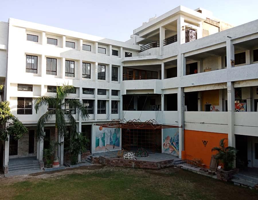 Smt. Manoramabai Mundle College of Architecture - [SMMCA]