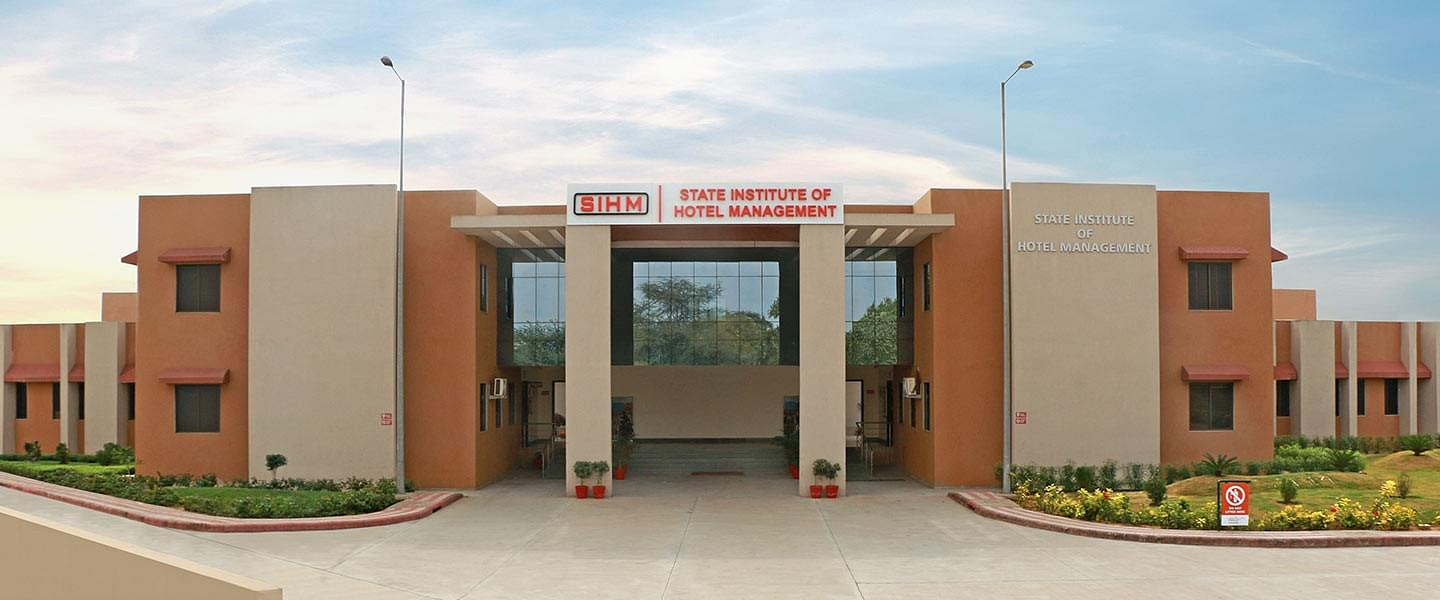 State Institute of Hotel Management - [SIHM]