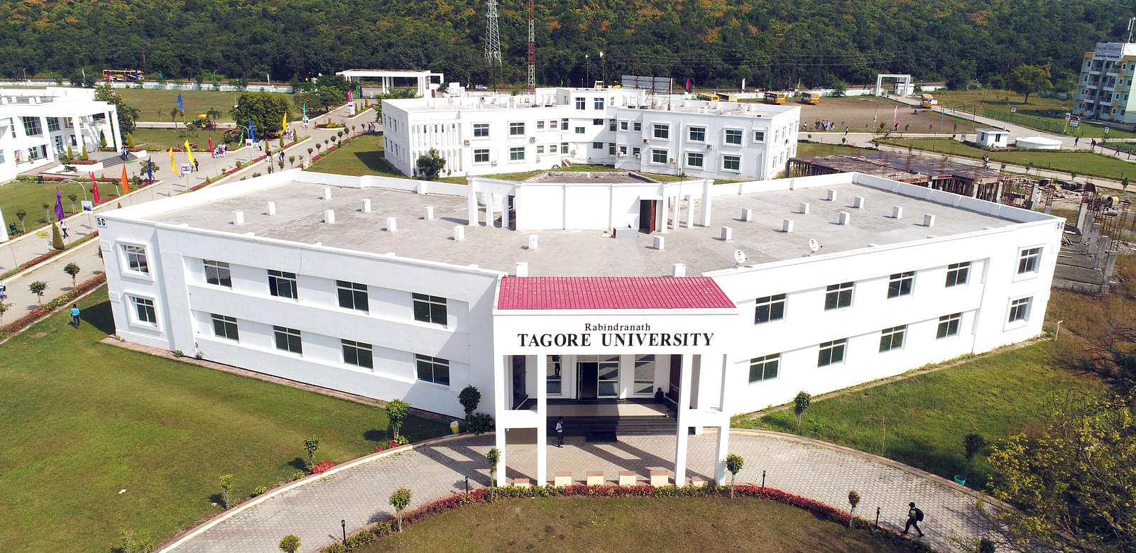 Rabindranath Tagore University - [RNTU]