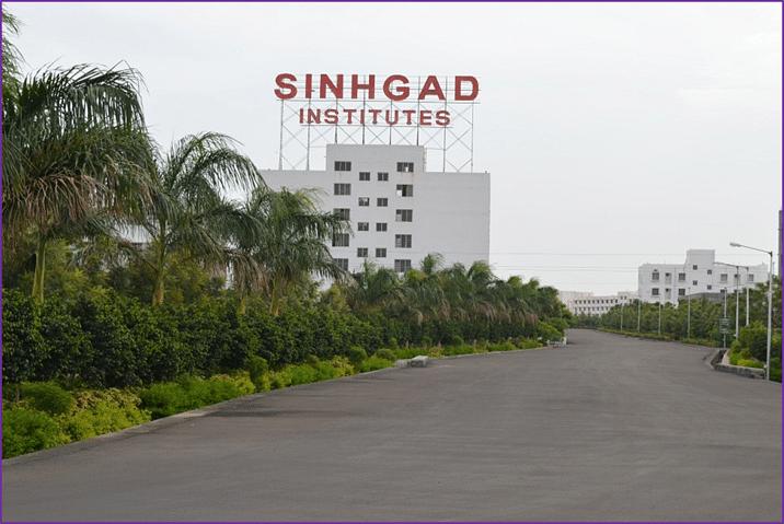 N.B. Navale Sinhgad College of Engineering