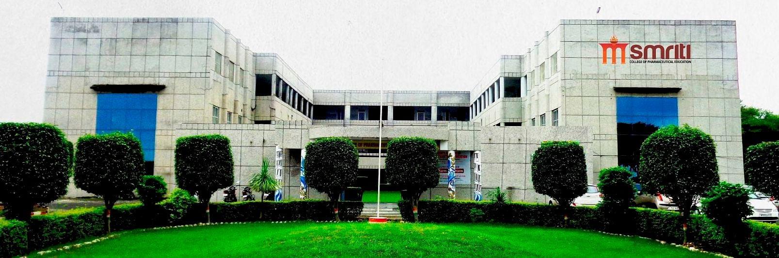 Smriti College of Pharmaceutical Education - [SCOPE]
