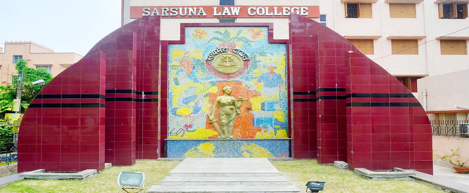 Sarsuna Law College