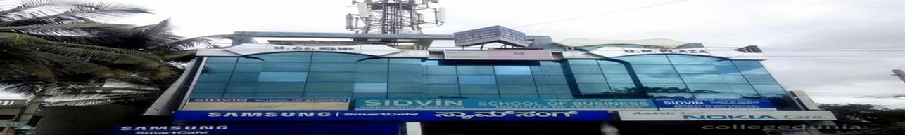 SIDVIN School of Business Management, Bangalore - Course & Fees Details
