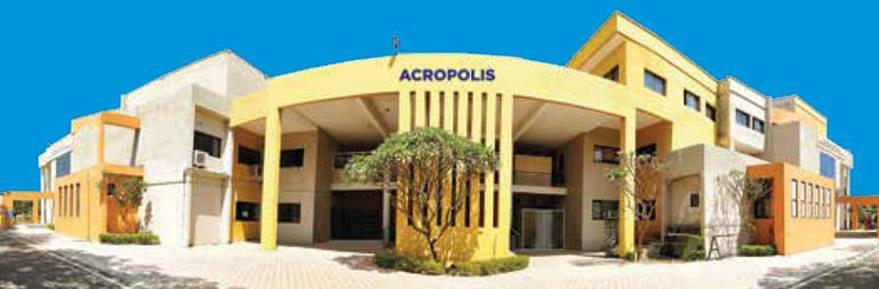 Acropolis Institute of Management Studies & Research - [AIMSR]