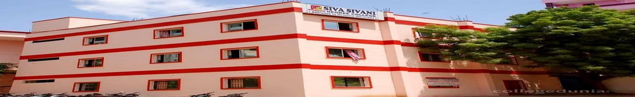 Siva Sivani Degree College, Hyderabad