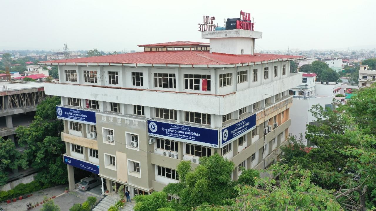 Shri Ram Institute of Hotel Management, Dehradun