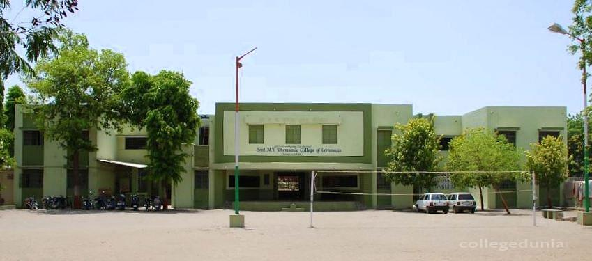 Smt MT Dhamsania College of Commerce - [MTDCC]