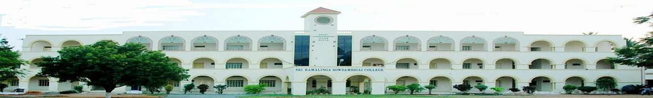 Sri Ramalinga Sowdambigai College of Science and Commerce, Coimbatore - Photos & Videos