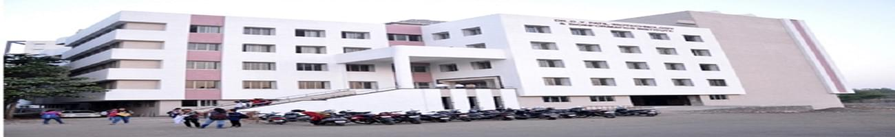 Dr DY Patil Biotechnology and Bioinformatics Institute Tathawade, Pune