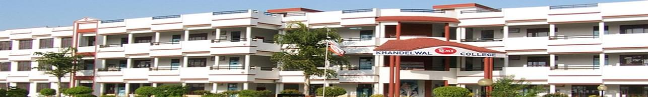 Khandelwal College of Management Science and Technology - [KCMT], Bareilly
