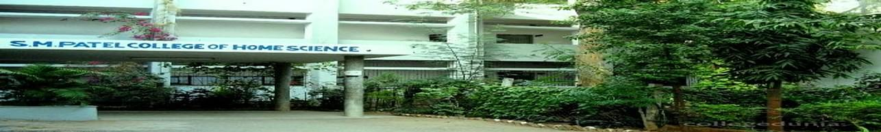 SM Patel College of Home Science, Vallabh Vidyanagar - Course & Fees Details