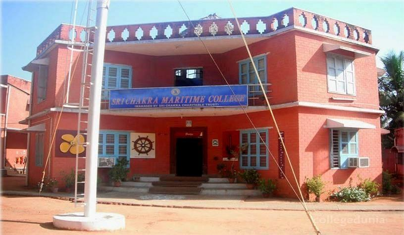 Sri Chakra Maritime College, Pondicherry Courses & Fees 2019