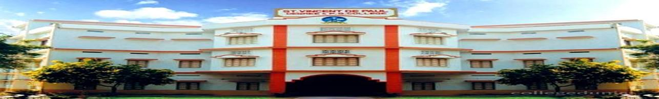 St. Vincent DE Paul College, Godavari