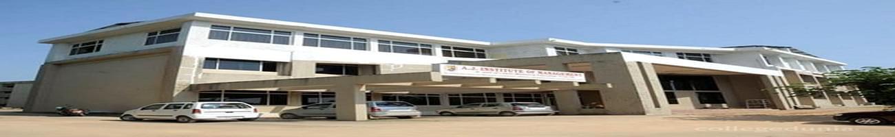 AJ Institute of Management - [AJIM], Mangalore