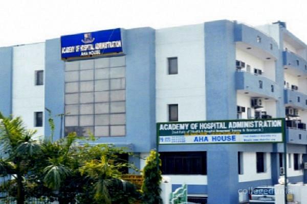 Academy of Hospital Administration - [AHA]