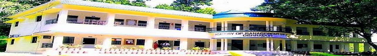 Academy of Management Studies - [AMS], Dehradun