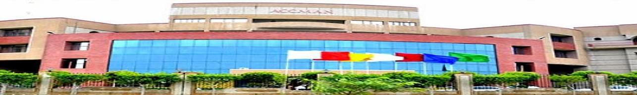 Accman Institute of Management - [ACCMANIM], Greater Noida