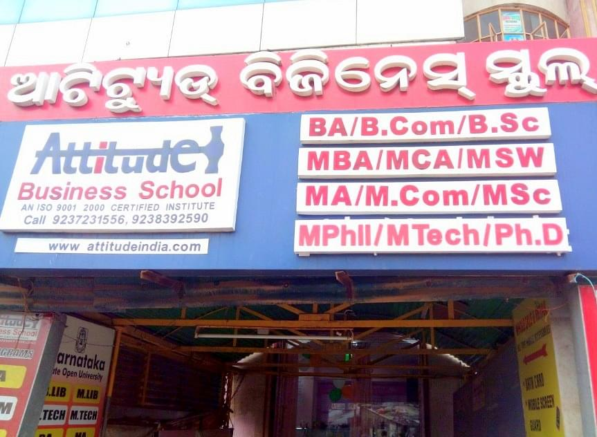 Attitude Business School - [ABS]