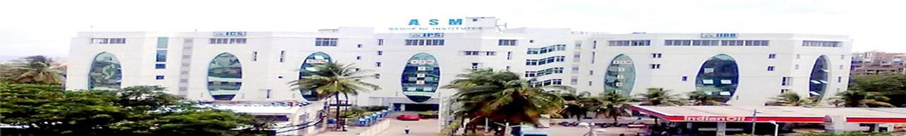 ASM's Institute of Professional Studies - [ASMIPS] Pimpri, Pune