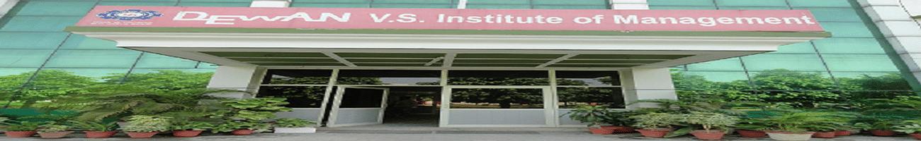Dewan VS Institute of Management - [DVSIM], Meerut