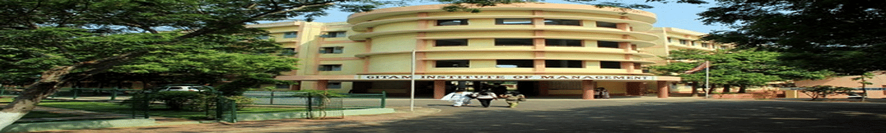 Gitam Institute of Management - [GIM], Visakhapatnam