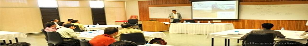 Gujarat Energy Research and Management Institute - [GERMI], Gandhi Nagar