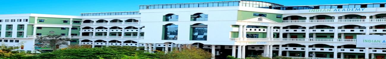 Indian Academy School of Management Studies - [IASMS], Bangalore