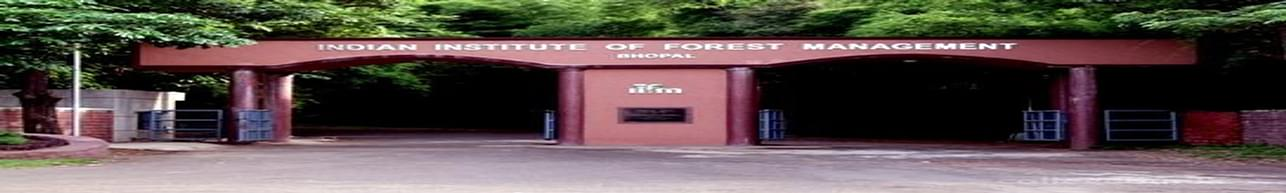 Indian Institute of Forest Management - [IIFM], Bhopal
