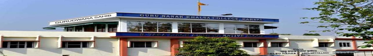 Guru Nanak Khalsa College, Karnal - Reviews