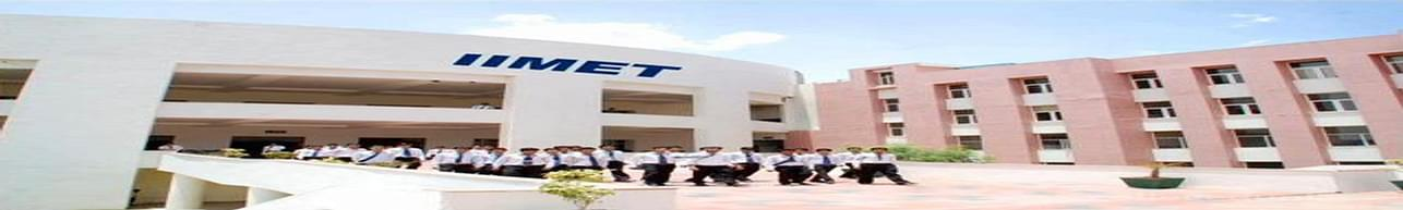 International Institute of Management Engineering and Technology - [IIMET], Jaipur