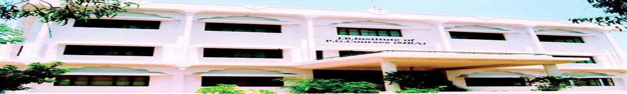 JB Institute of Post Graduate Courses, Tirupati