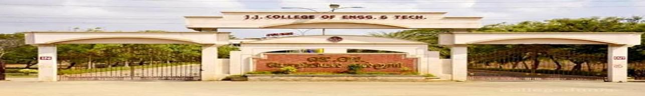 J.J. College of Engineering and Technology - [JJCET], Thiruchirapalli