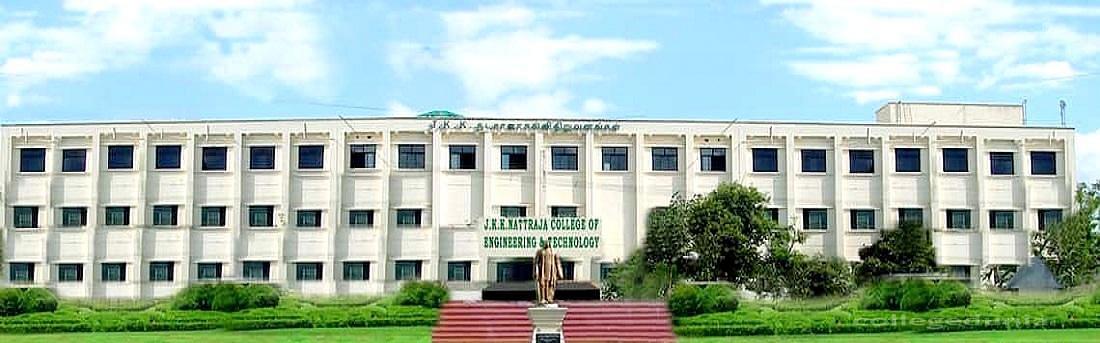 J.K.K. Nattraja College of Engineering and Technology - [JKKNCET]