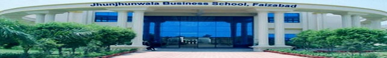 Jhunjhunwala Business School - [JBS], Faizabad