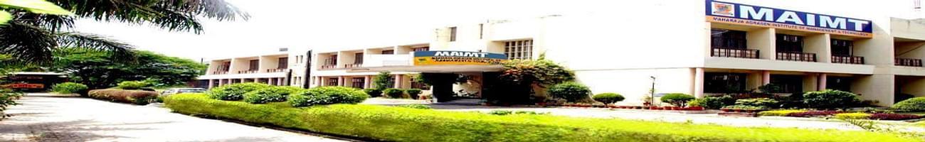 Maharaja Agrasen Institute of Management and Technology - [MAIMT], Yamuna Nagar