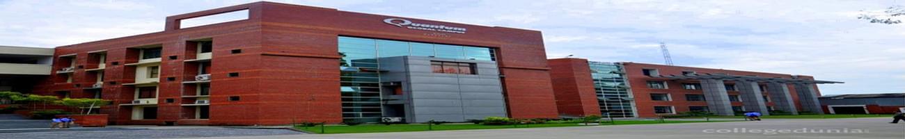 Quantum School of Business - [QSB], Dehradun