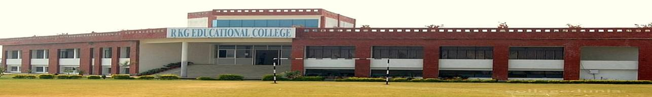RKG Education College, Lucknow