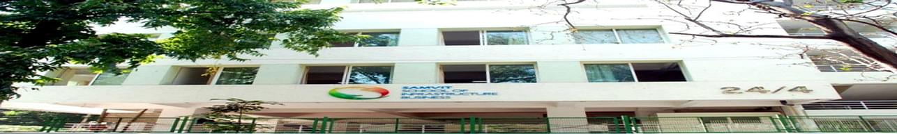 SAMVIT School of Infrastructure Business, Pune