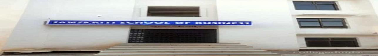 Sanskriti School of Business - [SSB], Mathura