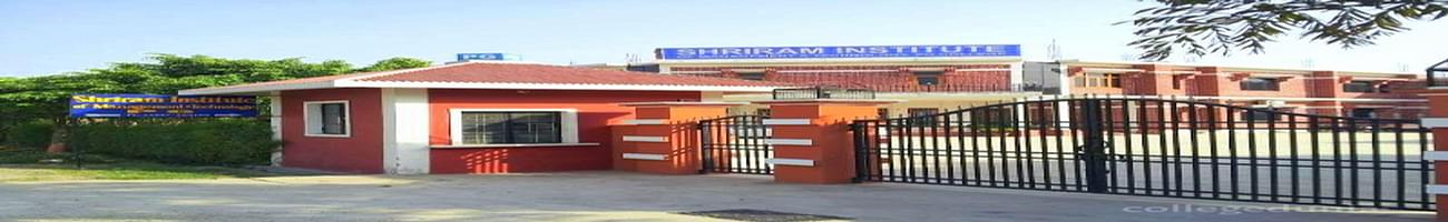 Shriram Institute of Management & Technology - [SIMT], Udham Singh Nagar