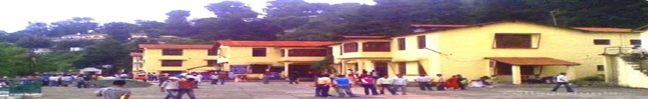 Hemwati Nandan Bahuguna Government Post Graduate College, Udham Singh Nagar