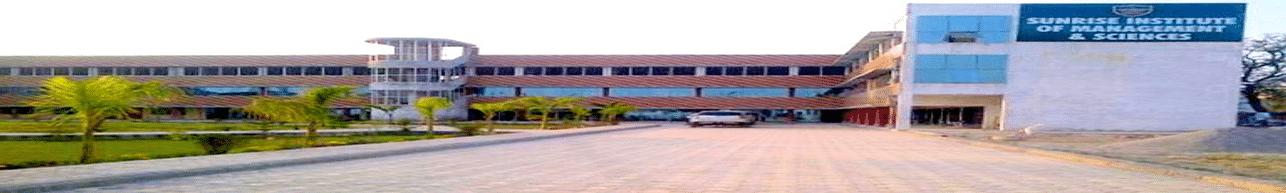 Sunrise Institute of Management and Sciences - [SIMS], Dehradun