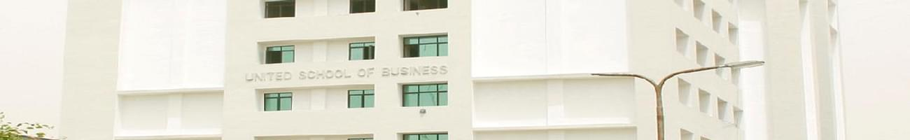 United School of Business-[USB], Greater Noida