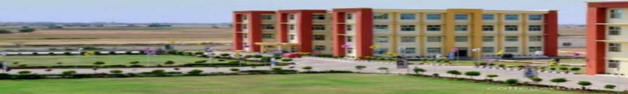 Universal Business School - [UBS], Mohali
