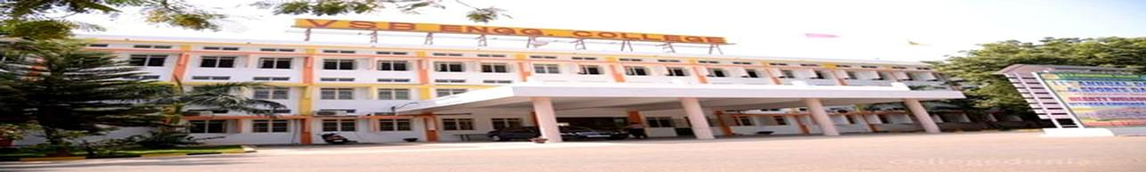 VSB Engineering College - [VSBEC], Karur