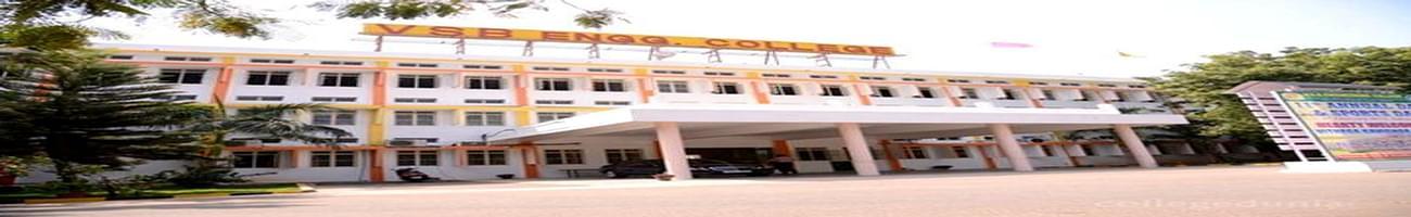 VSB Engineering College - [VSBEC], Karur