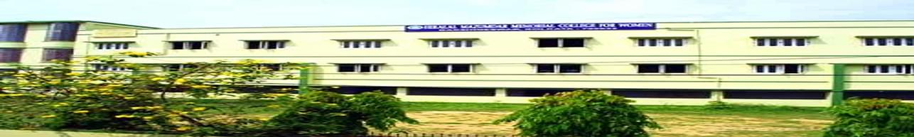 Hiralal Mazumdar Memorial College for Women, Kolkata